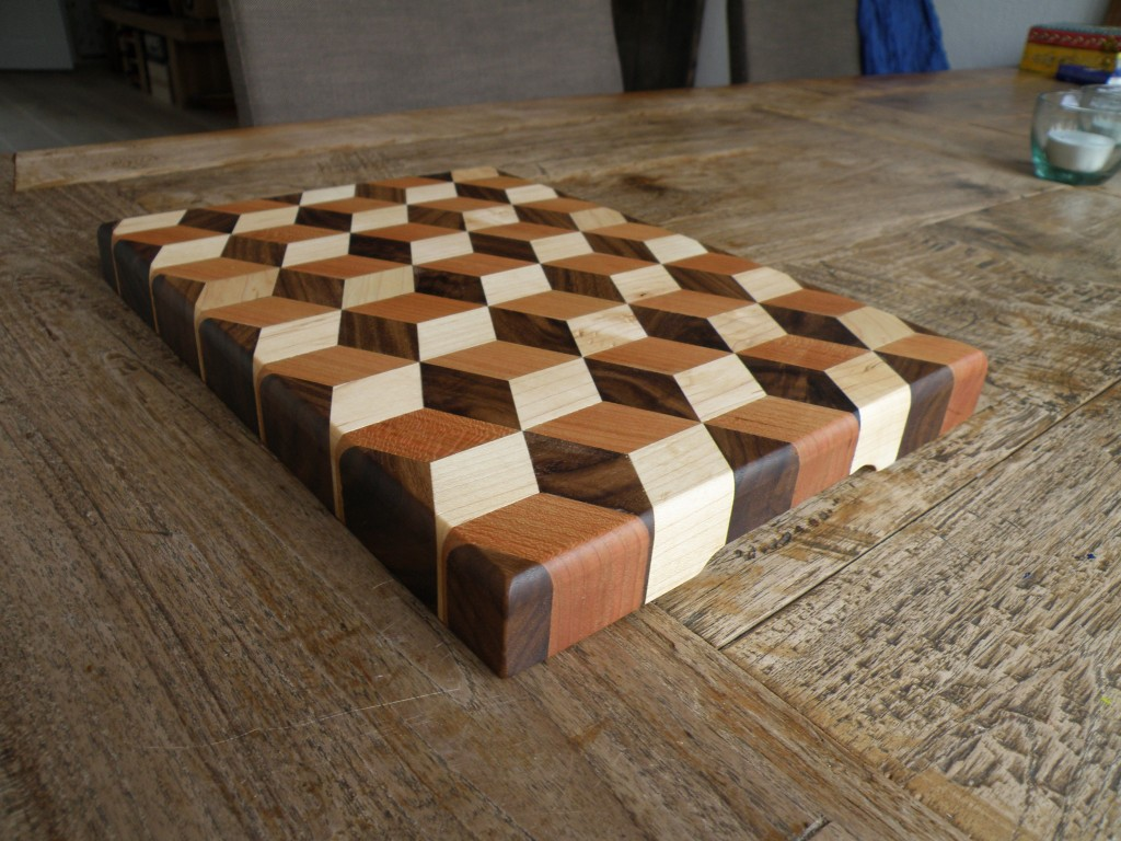 3d Cuttingboard #1