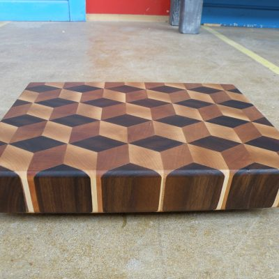 3d Cuttingboard #3