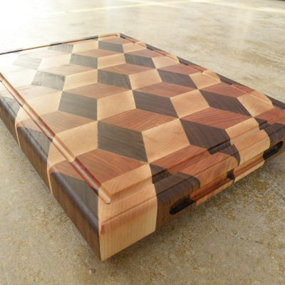 3d Cuttingboard #4