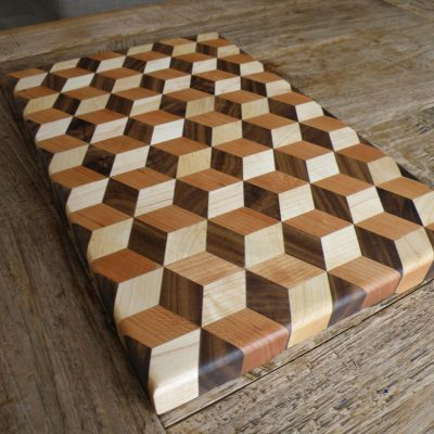 3d Cuttingboard #2