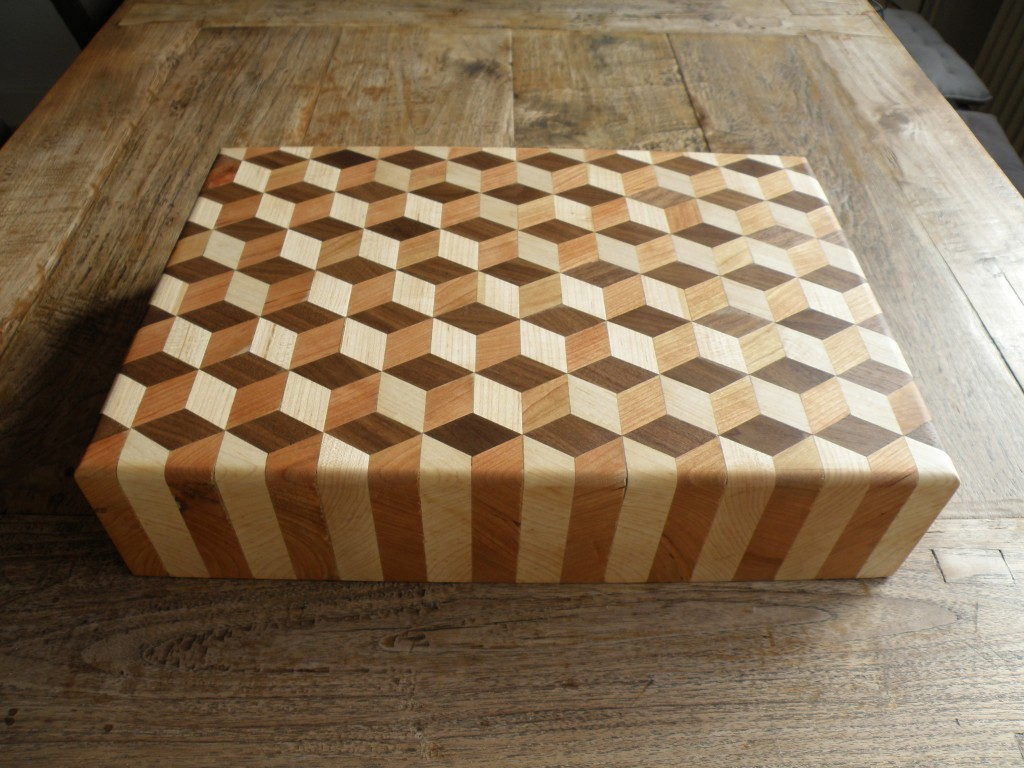 3d Cutting Board #5 – TAG woodstore
