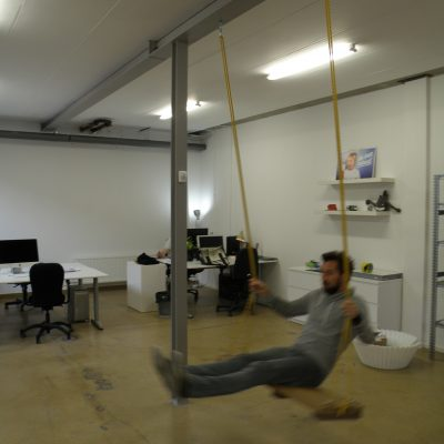 Office swing