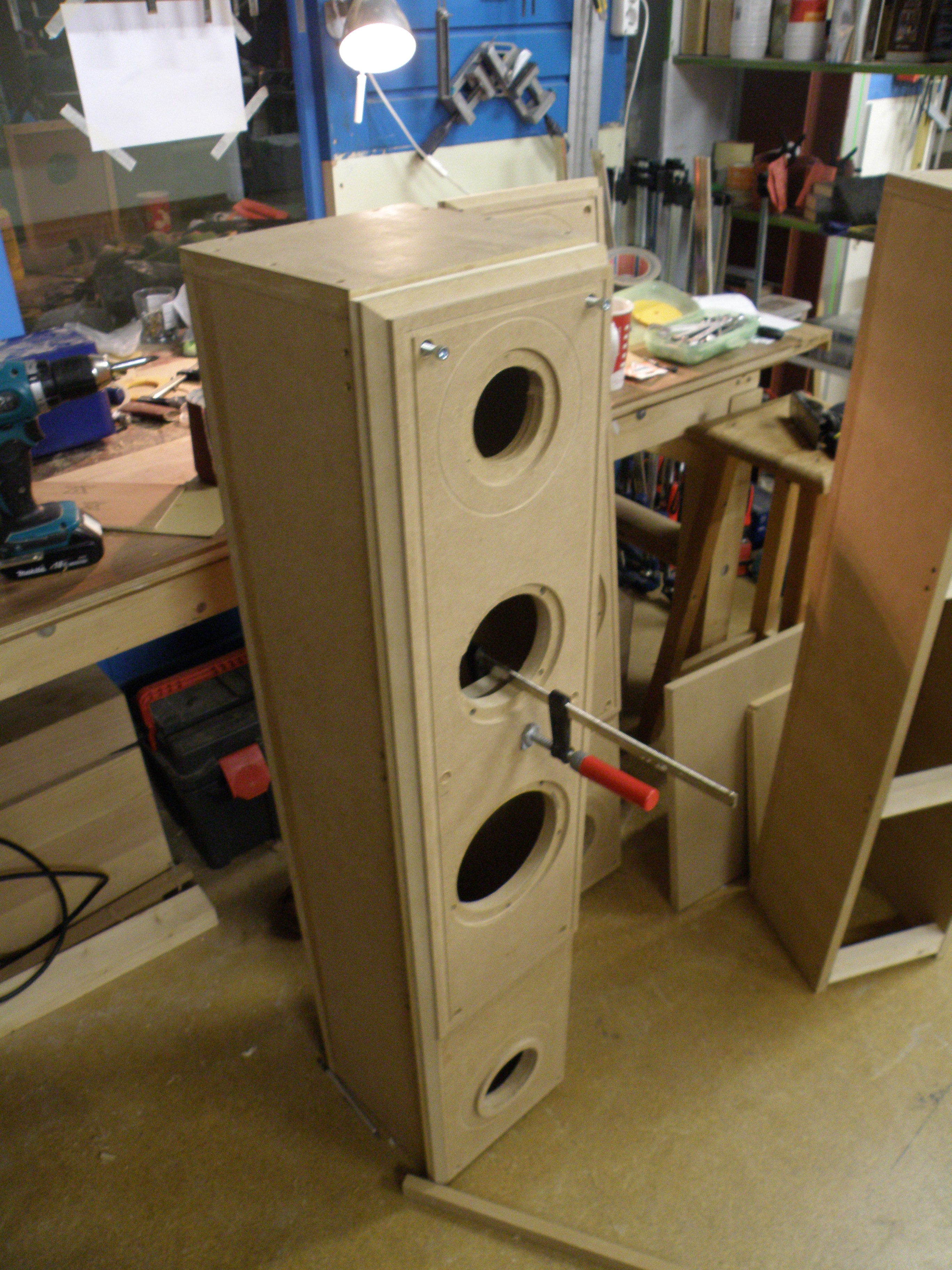 review pin front axiom view speakers side standing floor