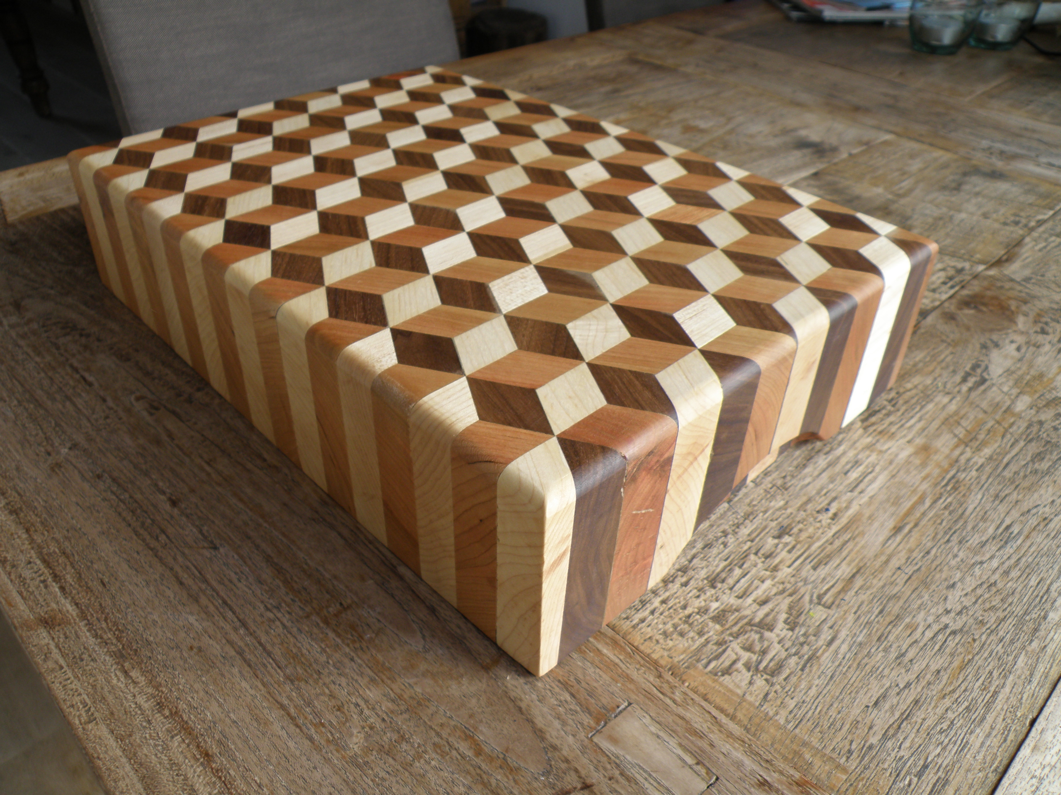 3d cutting board 5 for Cutting board designs