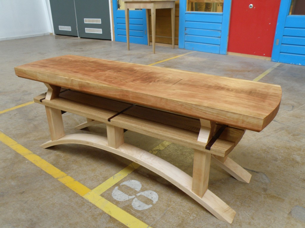 Arched Coffee table